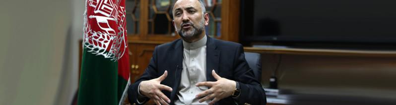 مشاور امنیت ملی رییسجمهور؛ شورشیان مسلح در افغانستان سه برابر افزایش یافته است