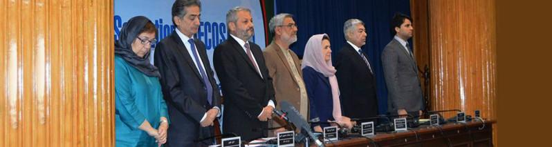 برنامه ملی تمرکز بر آب نوشیدنی و توالتهای بهداشتی در افغانستان آغاز شد