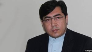 دکتر جعفر مهدوی نمایندهی مردم کابل در پارلمان افغانستان