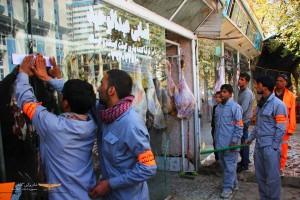 یکی از گروه های این تیم شهرداری کابل