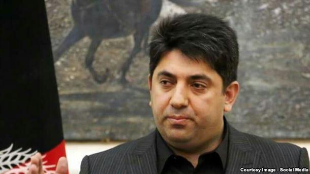 کمال ناصر اصولی نماینده مردم در مجلس نمایندگان افغانستان