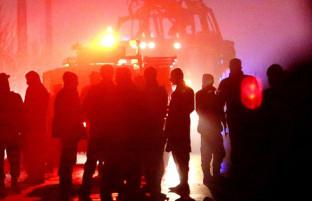 انفجارهای امشبِ کابل، ناشی از برخورد دو راکت بوده است