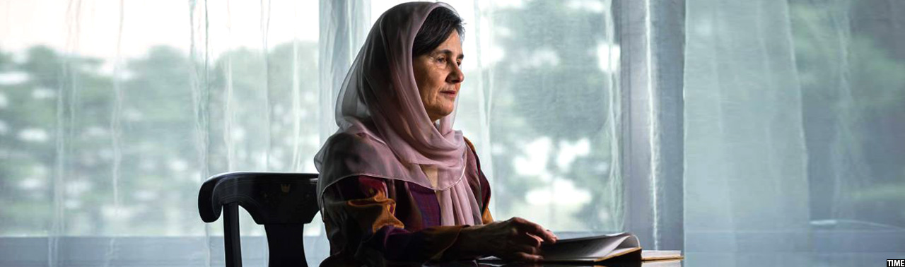 از محصور بودن در ارگ تا دادخواهی برای زنان افغان و مشاوره به رییسجمهور؛  ۱۱ نکته از مصاحبه رولا غنی با طلوعنیوز