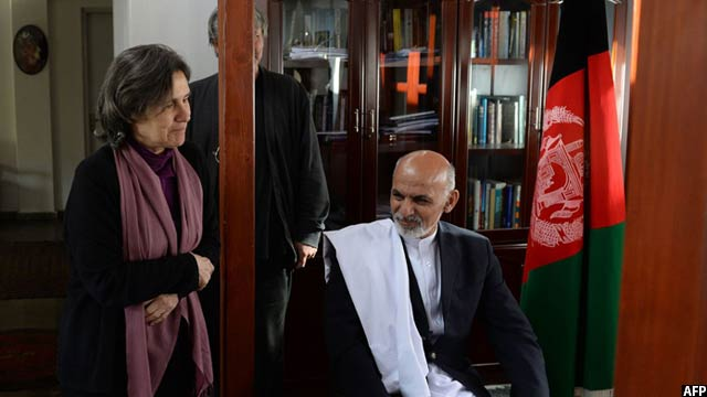 rula-ghani-first-lady