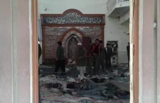 دهها کشته و زخمی در حملهی انتحاری به مسجدی  در غرب کابل