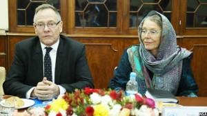 گیرارد وان بوهیمن، ریس این هیات سازمان ملل