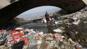 کارشناسان محیط زیستی می گویند که آب های فاضلاب افغانستان نیز باید بازیافت شود