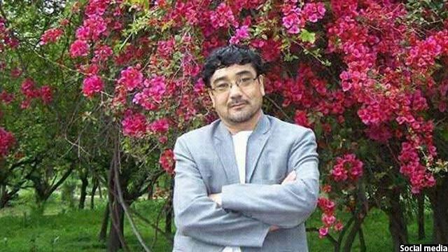 علی رضا روحانی