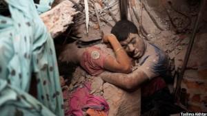 زن و شوهر بنگلادیشی