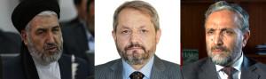 سه وزیری که در آخرین روز استیضاح، جان به سلامت بردند