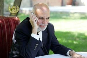 رییس جمهور غنی در تماس تلفنی با خانوادهی نوید گفته است که عاملان این قضیه را