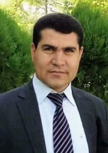 معاذالله دولتی، معاون عملیاتی کمیسیون مستقل انتخابات
