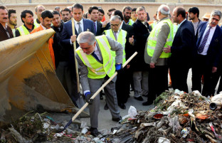 پایتخت پاک؛ ۱۰ روز زبالهزدایی برای زیبایی کابل