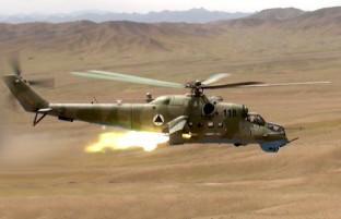 در فاریاب؛ نابودی بیش از ۸۰ عضو گروه طالبان در حمله هوایی ارتش افغانستان