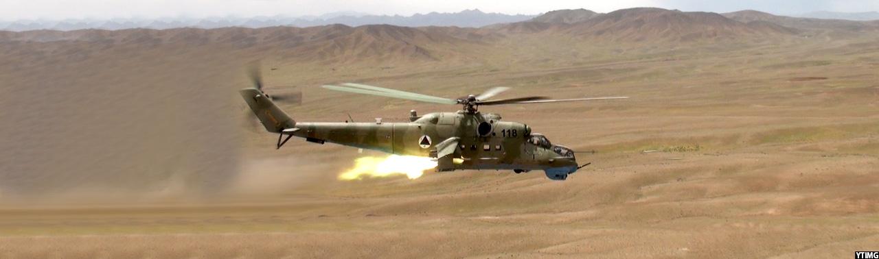 مانور هوانیرو؛ از حملات گسترده هوایی تا کشته شدن ۶۶ تروریست در افغانستان