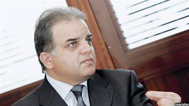 عبدالرحمان الکوزی، رییس عمومی