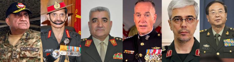 مردان جنگ؛ شش رییس ستاد مشترک ارتش در محور افغانستان