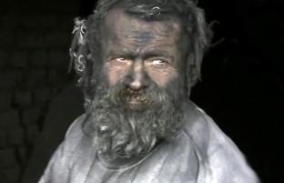 بیمار روانی؛ کثیفترین مرد اروپا درگذشت