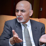 رییسجمهور غنی: اکنون نوبت پاکستان است تا دروازه را باز کند