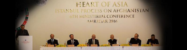 در امرتسر هند؛ تاکید بر انزوای منابع تروریزم در منطقهی قلب آسیا