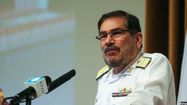 علی شمعخانی، دبیر امنیت ملی ایران