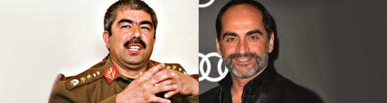 سربازان اسبسوار؛ هنرمند ایرانی در فلم آمریکایی نقش جنرال دوستم را بازی میکند