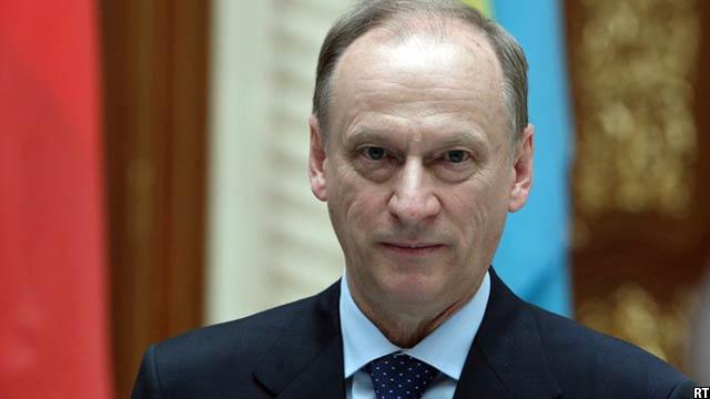 نیکولای پتروشیف، دبیر شورای امنیت ملی روسیه