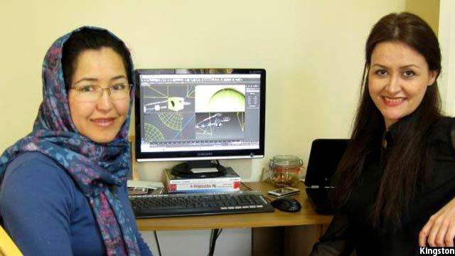 شکردخت پس از بازگشت به افغانستان در دانشگاه طبی کابل، به عنوان استاد رادیو تراپی فعالیت کرده است
