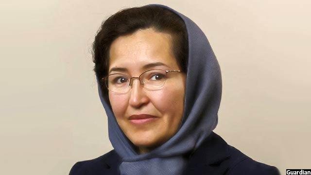 خانم جعفری با شرکتی که تاسیس کرده است، میخواهد روی مشکلات کمبود ویتامین دی در زنان افغان، کار کند