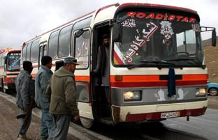اعتصاب شرکتهای حمل و نقل زمینی در جنوب و غرب افغانستان
