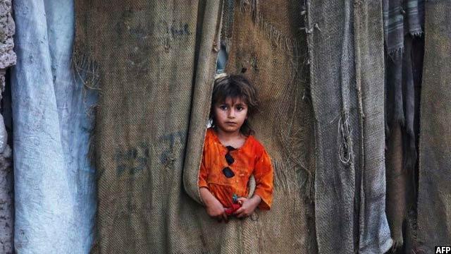 جنگ ها و نا امنی های داخلی در افغانستان باعث شده است که شماری زیادی از شهروندان این کشور بیجا شوند