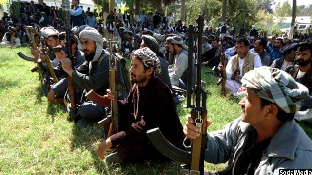 افغانستان در سالهای گذشته شاهد خیزش های مردمی برعلیه شورشیان بوده است