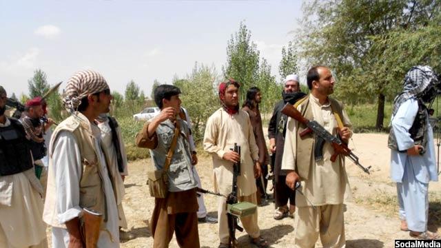 لوگر هم شاید خیزش های مردمی برعلیه طالبان بوده است