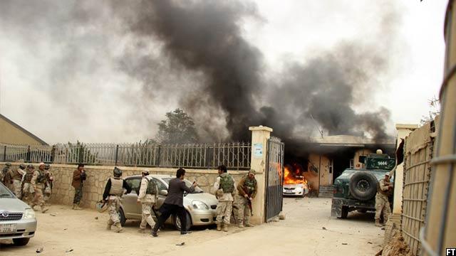 شماری زیادی از بیجاشدگان داخلی بر اثر جنگ در مناطق مختلف این کشور به پایتخت افغانستان جمع شده اند