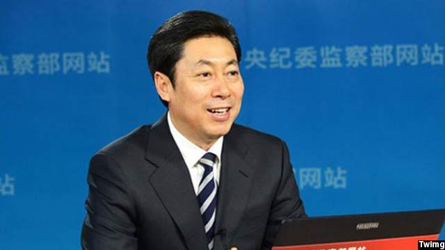 چین وینکینگ، وزیر امنیت دولت چین