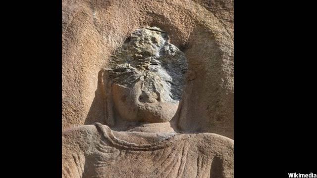 بودا بدون چهره