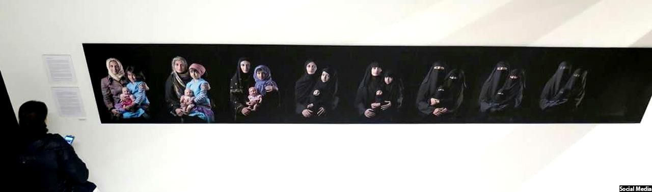 ما همه با هم؛ نمایشگاهی زنانه از ۱۴ زن خاورمیانه و غرب
