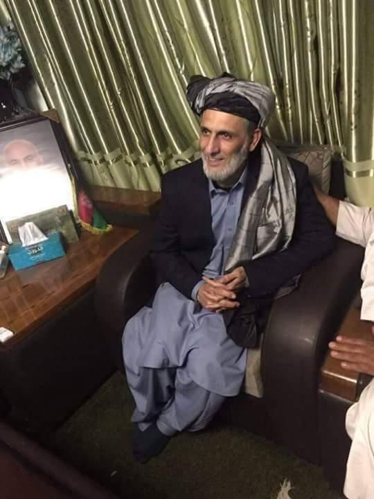 زرداد فریادی چهارشنبهی هفته قبل به کابل برگشتانده شد