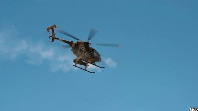 عملیات هوایی در فاریاب