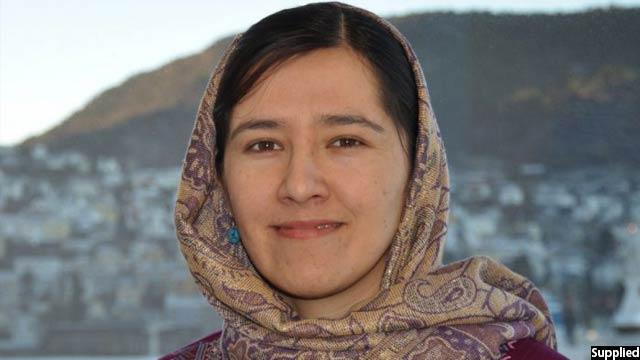 اورزلا، یک ماه است که به عنوان رییس واحد تحقیق و ارزیابی افغانستان فعالیت میکن