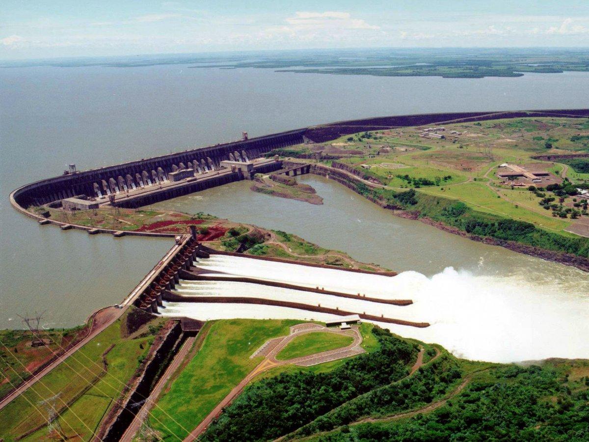 بزرگترین سد جهان / عکس: رویترز