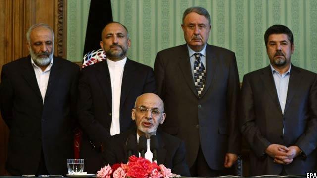 ستانکزی از افراد نزدیک و مورد اعتماد رییس جمهور افغانستان به حساب میآید