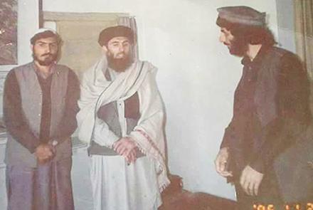 زرداد از فرماندهان حزب اسلامی به رهبری گلبدین حکمتیار بود