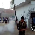 عروسی در الجزایر؛ بیشتر به جنگ مسلحانه می ماند تا عروسی