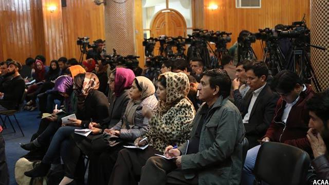 اداره مستقل هوانوردی افغانستان کنفرانسی را بخاطر گزارش دستآوردهای یک ساله شان در کابل برگزار کرده بود