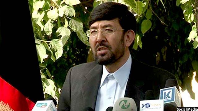 عباس بصیر، رییس دفتر سیاسی شورای احزاب جهادی و ملی افغانستان