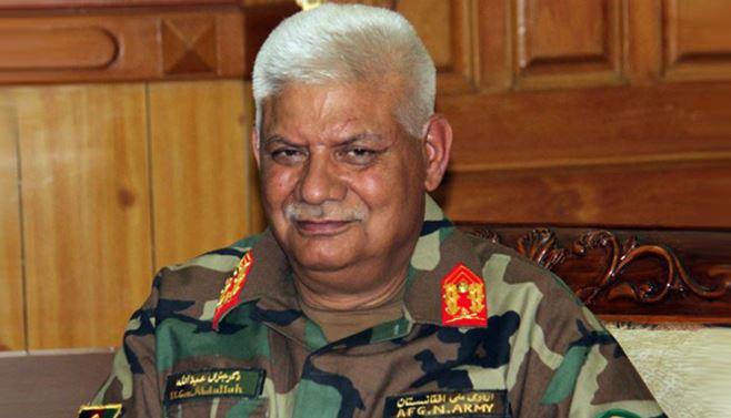عبدالله حبیبی، وزیر دفاع افغانستان / عکس: دی پی اِ