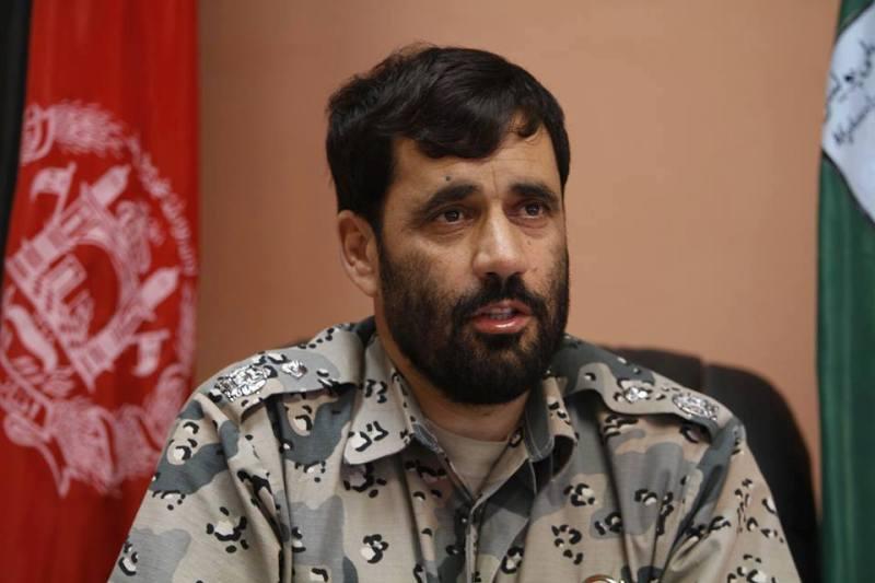 فرمانده پولیس غزنی میگوید که ولسوالی ناوهی این ولایت از 8 سال قبل تا کنون تحت حاکمیت گروه های تروریستی قرار دارد