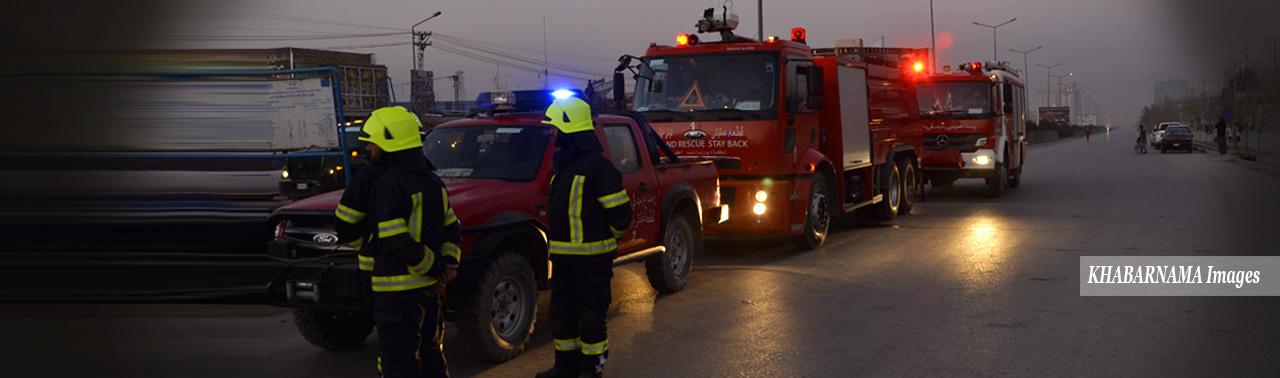 ۲۴ کشته و ۷۰ زخمی در دو حمله انتحاری پیدرپی در سرک دارالامان کابل