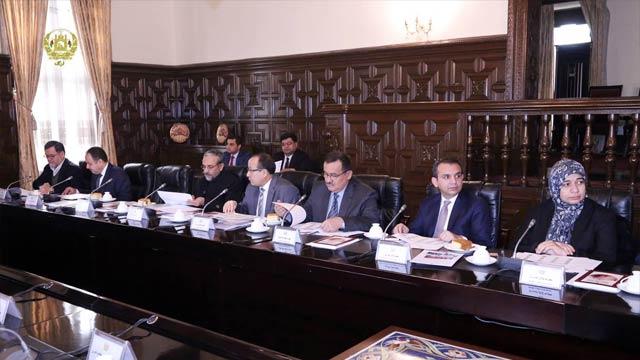 در این جلسه از بازرگانان بخش خصوصی خواسته شد که در عرصه صنعت قالین افغانستان سرمایه گذاری کنند